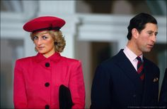 Image detail for -(FILE PHOTO) Princess Diana Retrospective