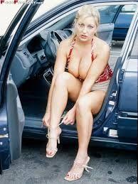 women caught without panties