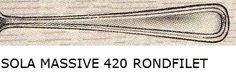 SOLA MASSIVE 420 RONSFILET