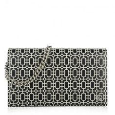 fdb4206eb68b3 Gucci Tasche – Betty Crossbody Leather Black White – in weiß