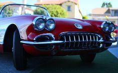 Chevrole Corvette in Garage 77 in Los Angeles Chevrolet Corvette, Garage, Cars, Carport Garage, Autos, Garages, Car, Automobile, Car Garage