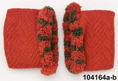 Twined knitted