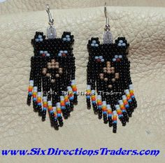 free seed bead patterns and instructions Beaded Necklace Patterns, Seed Bead Patterns, Beading Patterns Free, Weaving Patterns, Art Patterns, Mosaic Patterns, Knitting Patterns, Color Patterns, Stitch Patterns