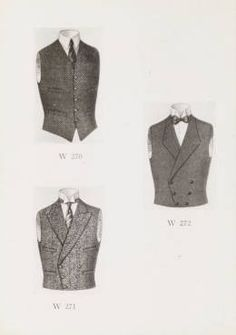 Minister's report of fashion for gentlemen (Autumn & Winter, 1928-29). 1928. Metropolitan Museum of Art (New York, N.Y.). Thomas J. Watson Library. Trade Catalogs. #fashion