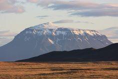Herðubreið | by Jon Kr  Herðubreið is known as the queen of Icelandic mountains.