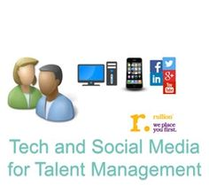 Why Getting Technology and Social Media Right is so Important for Your Talent Management  http://www.barclayjones.com/blog/recruitment/why-getting-technology-and-social-media-right-is-so-important-for-your-talent-management/