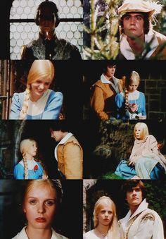 a list of favorite fairytale adaptations:Rapunzel, oder der Zauber der Tränen(Rapunzel, or The Magic of Tears),East Germany, 1988