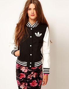 Adidas Collegiate Jacket