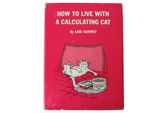 How to Live with a Calculating Cat on OneKingsLane.com