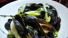 Mussels from-the-sea
