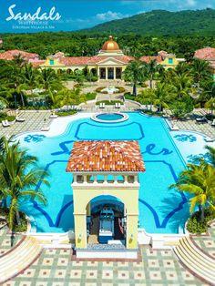 Sandals South Coast European Village & Spa | Sandals Resorts | Jamaica