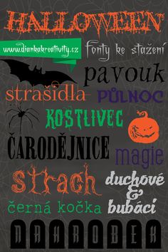 Aa School, School Clubs, Book Making, Halloween, Art Quotes, Fonts, Clip Art, Scrapbook, Education