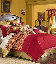 "Reba ""Richmond"" Reversible Bedding Collection | Dillards.com"