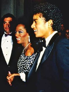 Diana Ross & Michael Jackson                                                                                                                                                                                 More
