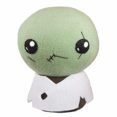 Zombie Plush Toy, 10 inch