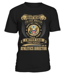 Athletics Director