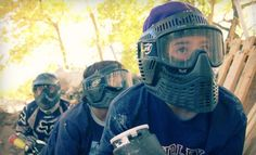 Groupon:  All-Day Paintball for Two, Four, or Eight with Rental Gear and Paintballs at Paintball Adventures (Up to 68% Off)