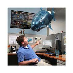 Air swimmer, flying shark