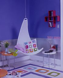 Teen room idea by Interior Designer, Kim Hrasky