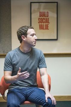 Zuckerberg lays out a new mission for Facebook     - CNET  Enlarge Image  Citizen Zuck                                                       James Martin/CNET                                                   Are we building the world we all want?   Thats the question Mark Zuckerberg used Thursday to kick off an open letter to the Facebook community he helped to build. The answer he offered was that hes hoping his company the largest social network in the world will contribute to shaping…