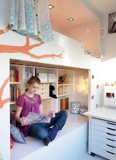 1000+ idéer om Tenåringsrom på Pinterest  The Block, Soverom og ...