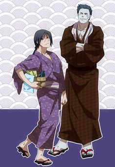 Wondering why Itachi looks fab asf here. But thats ItaKisa for you heh