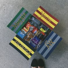 Harry Potter Military Care Package | You're My Favorite Muggle