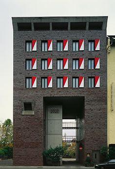 Dampfumformstation, Christoph Mäckler Architekten, Frankfurt am Main