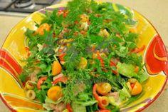 #salata #salatatarifi #oktayusta #baliklisagliksalatasi #oktayustatarifleri #baliklisalata  Balıklı Sağlık Salatası