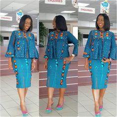 African print top and Short Skirt Ankara dress Ankara Short African Dresses, Latest African Fashion Dresses, African Print Dresses, African Print Fashion, Africa Fashion, African Women Fashion, African Prints, Ankara Stil, African Traditional Dresses