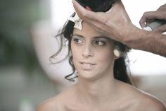 bride's make up looks. Photo: Efrat Lobel http://www.facebook.com/efratlobel