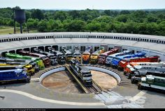 RailPictures.Net Photo: NS 1030 Norfolk Southern EMD SD70ACe at Spencer, North Carolina by Norfolk Southern Corp
