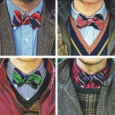 Bow tie-fabulous...take your pick!
