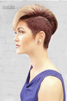 How can you try out short hairstyles for fine hair easily? Women who have fine hair can sometimes find it really hard to maintain their hair, as it is so th Short Thin Hair, Short Blonde, Short Hair Cuts, Blonde Hair, Short Hair Styles, Popular Hairstyles, Latest Hairstyles, Short Hairstyles For Women, Haircuts For Fine Hair
