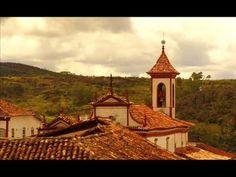 brazilian baroque, Lobo de Mesquita, Salve Regina, Diamantina MG