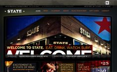 Restaurant image in Showcase of Appetizing Restaurant Websites