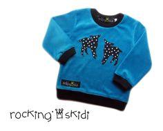 rocKing´sKidi: velour Sweatshirts, Sweaters, Fashion, Moda, Fashion Styles, Trainers, Fasion, Sweater