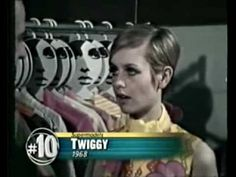 Top Models #10 Twiggy, she's # 1 or 2 in my book!