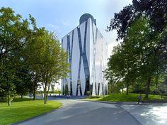 Medical Library Oasis (O.A.S.E.), Düsseldorf, / HPP Hentrich-Petschnigg & Partner.