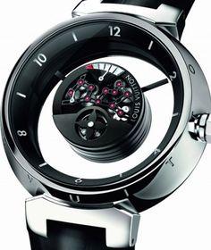 Tambour Mysterieuse Luxury Watch