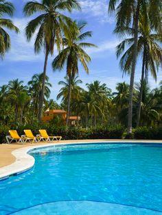 Pool at Tortugas Villas
