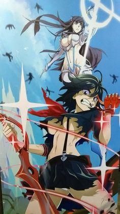 Kill la Kill wallpaper  #Killlakill #cosplayclass #anime