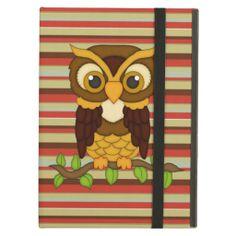 Cartoon owl iPad Air Powis case iPad Air Cover