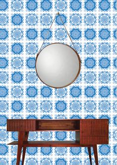 Crystal Bloom Bloom, Crystals, Mirror, Wallpaper, Furniture, Home Decor, Decoration Home, Room Decor, Mirrors