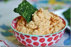 Smoky Cauliflower and White Bean Dip: Creamy and Delicious!   Choosing Raw – vegan and raw recipes