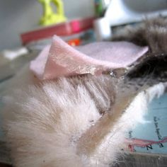 Faux Fur Animal Ears : 16 Steps (with Pictures) - Instructables