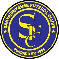 Logos Futebol Clube: Santarritense futebol clube