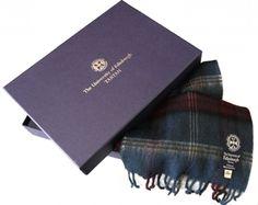 University of Edinburgh Cashmere Scarf. http://www.giftshop.ed.ac.uk/Tartan-tie.html University of Edinburgh tartan designed by Gordon Nicolson Kiltmakers