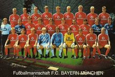 FC BAYERN MÜNCHEN - FOREVER NUMBER ONE Soccer Teams, Number One, Munich, Football, Collection, Athlete, Fc Bayern Munich, Red, Soccer