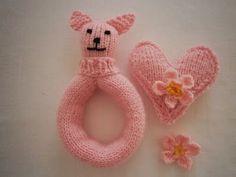 Vaalenpunaista pikku prinsessalle